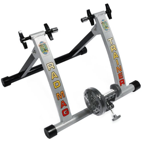 RAD Indoor Portable Magnetic Bicycle Trainer