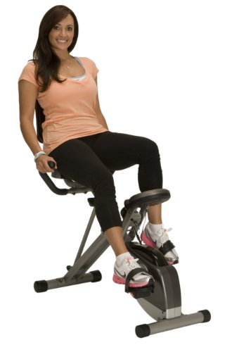Exerpeutic 400XL Folding - Best Recumbent Bike Reviews