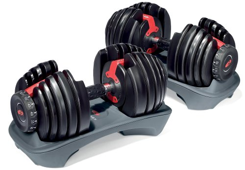 Bowflex SelectTech 552 Best Adjustable Dumbbells