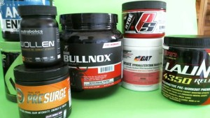 Best Pre-workout supplement reviews