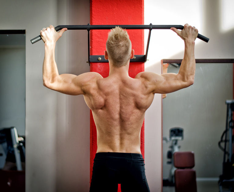 5 Exercises To Do On A Pull Up Bar