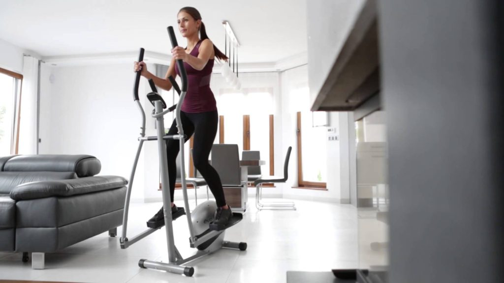 Elliptical Machines and Cross-Trainers